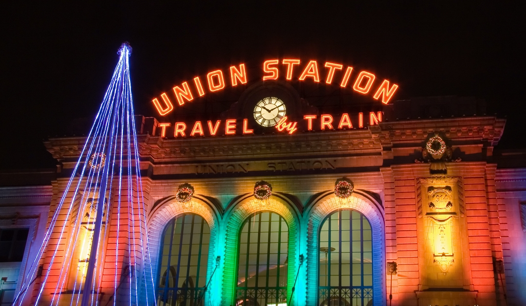 Union Station Building Front